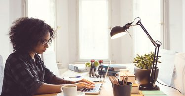 A Telecommuting Crossroads Work From Home or Time For a Real Job 375x195 - A Telecommuting Crossroads: Work From Home or Time For a Real Job?