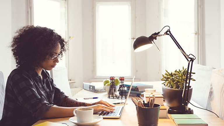 A Telecommuting Crossroads: Work From Home or Time For a Real Job?